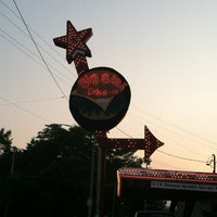 Photo taken at Big Star Drive-In by Megan S. on 7/2/2012