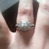 Photo taken at Zales Jewelers by Erin H. on 3/5/2012