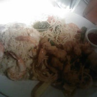 Photo taken at Landry's Seafood House by Ashera R. on 5/10/2012