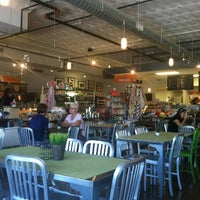 Photo taken at Cyd's Gourmet Kitchen, Cafe + Catering by Nick C. on 6/7/2012