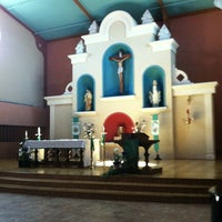 Photo taken at St. Mary's Catholic Church by Kaitlyn C. on 6/10/2012