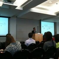 Photo taken at Boston University Photonics Center by Alyssa P. on 3/30/2012