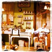 Photo taken at Walt Disney's Carousel of Progress by Paulzilla on 5/14/2012