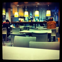 Photo taken at Café Picnic by Oxana on 5/4/2012