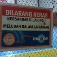 Photo taken at IFI Futsal Center by Heru K. on 6/10/2012