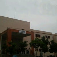 Photo taken at BITS, Pilani - Hyderabad Campus by Kartheek G. on 8/2/2012