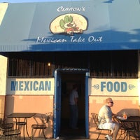 Photo taken at Clayton's Mexican Takeout by Andrew H. on 8/22/2012
