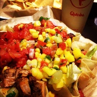 Photo taken at Qdoba by Jessica G. on 7/26/2012