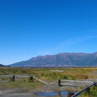 Photo taken at Hope, Alaska by Mike D. on 8/28/2012