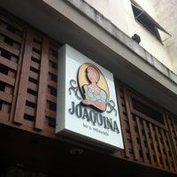 Foto tirada no(a) Joaquina Bar & Restaurante por Henrique S. em 7/15/2012