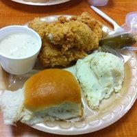 Photo taken at Bush's Chicken by Tara D. on 7/7/2012