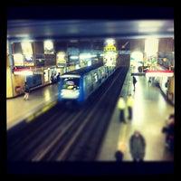 Foto tomada en Metro República por Cristhofer C. el 8/6/2012