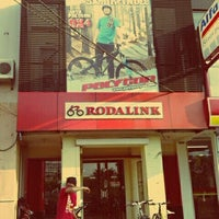 Photo taken at Rodalink by Agus R. on 8/5/2012