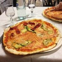 Photo taken at Pizzeria da Totò by Francesco G. on 3/5/2012