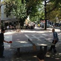 Das Foto wurde bei Kinderspielplatz Ludwigkirchplatz von Patrick am 8/15/2012 aufgenommen