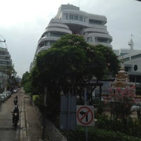 Photo taken at A-One The Royal Cruise Hotel Pattaya by Aorae O. on 6/2/2012
