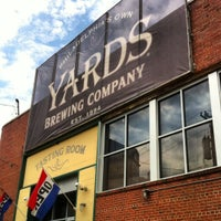 Foto tirada no(a) Yards Brewing Company por Lindy em 6/30/2012