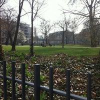 3/27/2012 tarihinde Susann H.ziyaretçi tarafından Monbijoupark'de çekilen fotoğraf