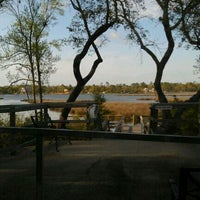 Photo taken at McElroy's on the Bayou by Cheryl P. on 3/18/2012