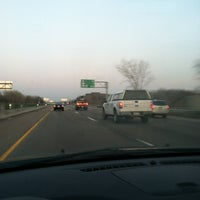 Photo taken at I-494 by Matt J. on 3/15/2012
