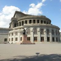 Снимок сделан в Площадь Свободы пользователем Gor E. 6/17/2012