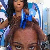 Photo taken at Salon Goo by Rio S. on 2/3/2012