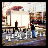 Photo taken at Director Park by Darick D. on 2/2/2012