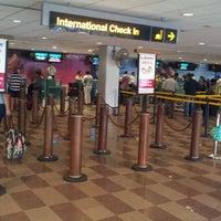Photo taken at Nadi International Airport (NAN) by Gurumi S. on 3/27/2012