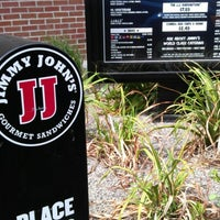 Photo taken at Jimmy John's by Dave C. on 9/7/2012