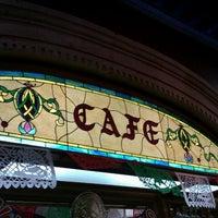 Photo taken at Café Europa by Sam C. on 9/2/2012