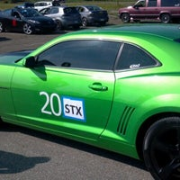 Photo taken at NORA ASCC Autocross by Eric Q. on 8/19/2012
