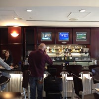 Photo taken at United Club by Dean E. on 3/19/2012