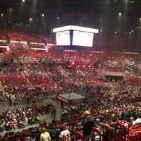 Photo taken at AccorHotels Arena by Fahad A. on 4/20/2012