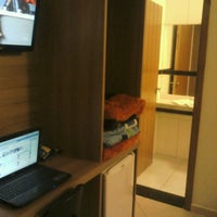 Photo taken at Hotel Fartura Plaza by Fernando F. on 3/7/2012