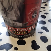Photo taken at Firehouse Subs by Zach G. on 4/21/2012