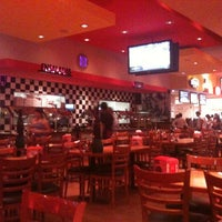 Photo taken at Shakey's Pizza by Ana I. on 3/25/2012