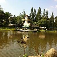 Photo taken at Taman Bunga Nusantara by 👉Tommy™👈 on 8/19/2012