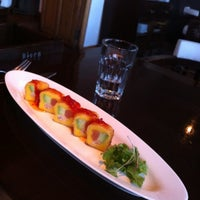 Photo taken at LIMO Cocina Peruana & Pisco Bar by Aurora on 6/12/2012