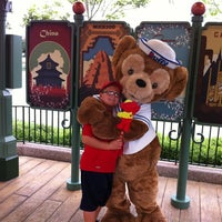 Photo taken at Duffy The Disney Bear by Chaz P. on 8/19/2012