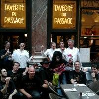 Photo prise au La Taverne du Passage par Benoit M. le7/28/2012