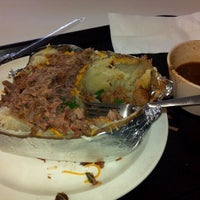 Photo taken at Beef & Bun Bar-B-Q by Laura S. on 5/1/2012