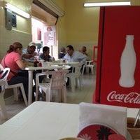 Photo taken at Tacos Furber by Jaime on 7/20/2012