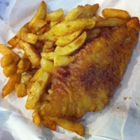Photo taken at Smiths Authentic British Fish And Chips by AJ K. on 7/17/2012