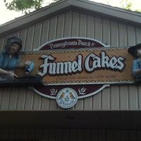 Photo taken at Knoebels Amusement Resort by Amanda L. on 8/6/2012