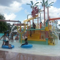 Photo taken at Adventure Island by Cerise L. on 8/9/2012