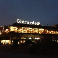 Photo taken at Ghirardelli Square by Larry on 3/30/2012