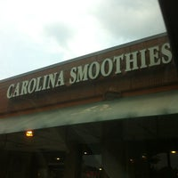 Photo taken at Carolina Smoothies by LitigationAtty D. on 7/3/2012