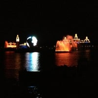 Photo taken at IllumiNations: Reflections of Earth by Brady J. on 2/26/2012