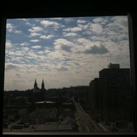 Photo taken at Tower Building, Massart by Jillian F. on 2/27/2012