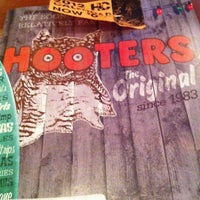 Photo taken at Hooters by Blah B. on 7/13/2012